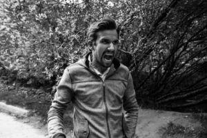 angryman
